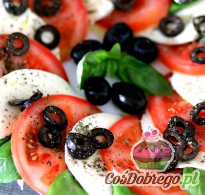 Salatka Caprese 01