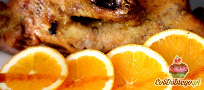 Przepis na Maślaną kaczkę w pomarańczach