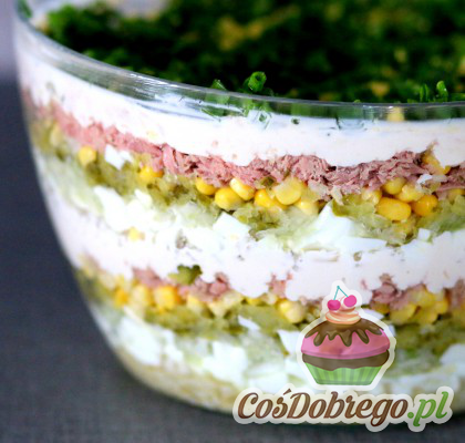 Salatka Warstwowa Z Tunczykiem 01