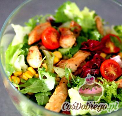 Salatka Z Kurczakiem 02