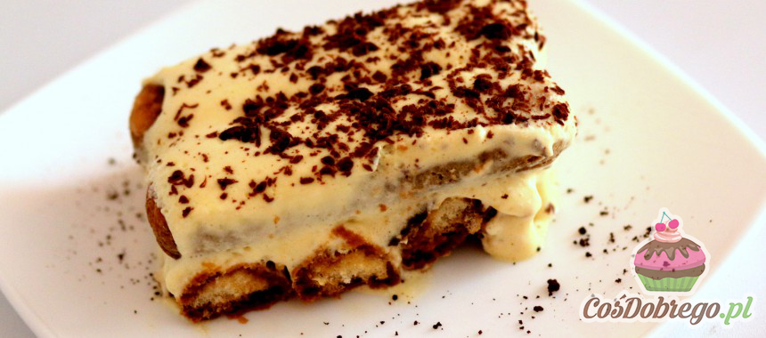 Przepis na Tiramisu, włoski deser