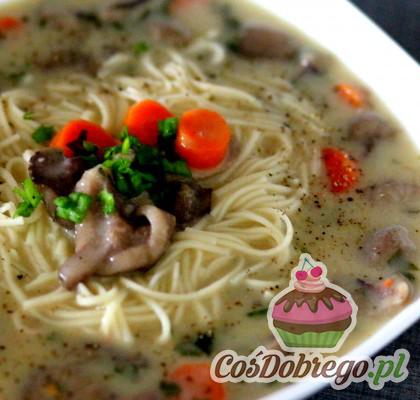 Zupa Grzybowa 06