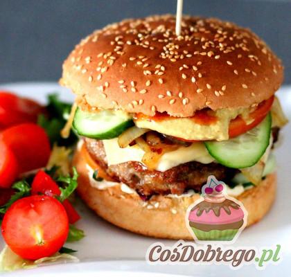 Hamburgery Z Miesa Wieprzowo Wolowego 01