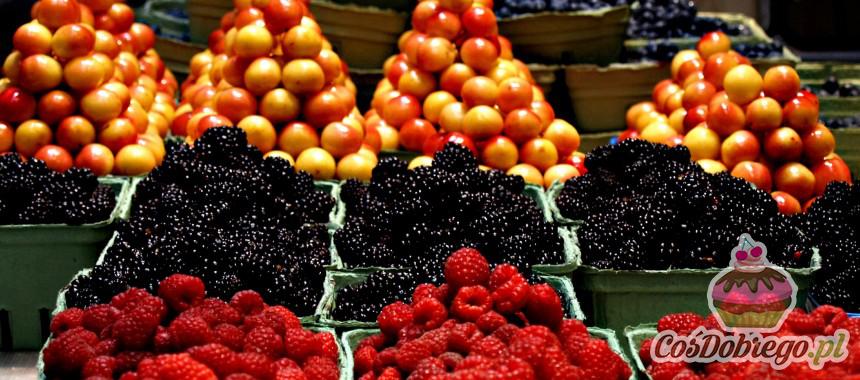 Jak mrozić owoce? – porada