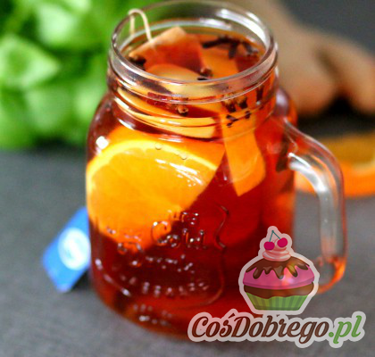 Jesienna Herbata Z Pomarancza I Gozdzikami 02