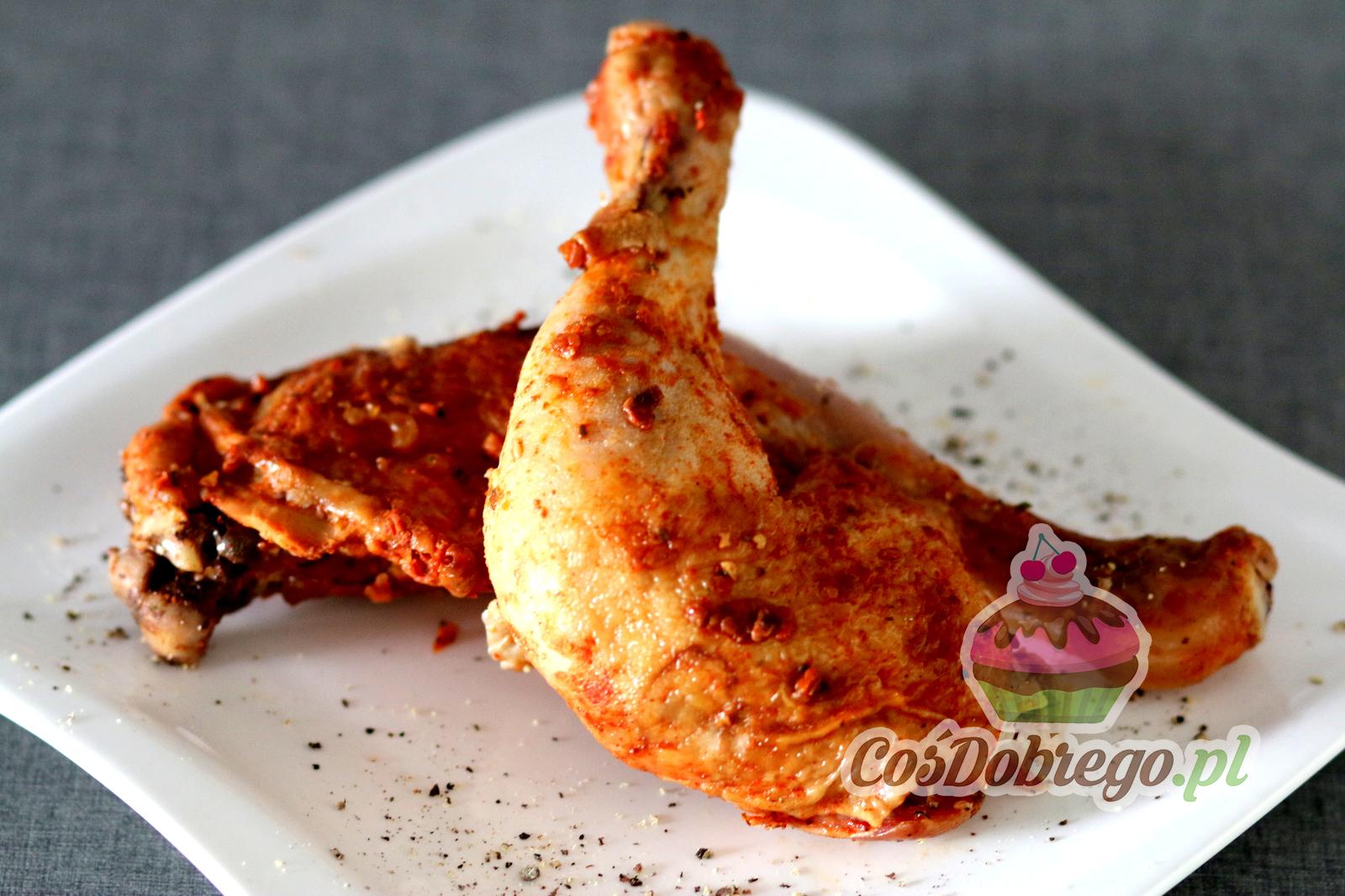 Przepis Na Pieczone Udka Z Kurczaka