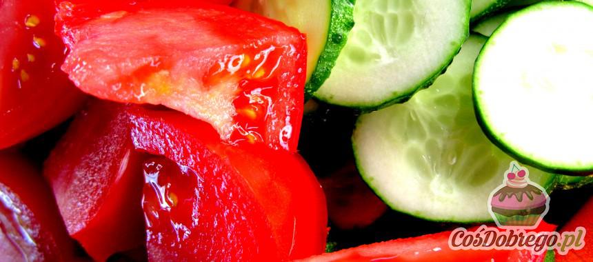 Pomidor i zielony ogórek – łączyć czy nie? – porada
