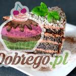 Przepis na Tort makowy