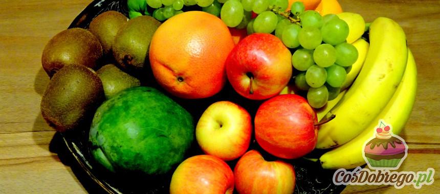 Jak podawać owoce? – Porada