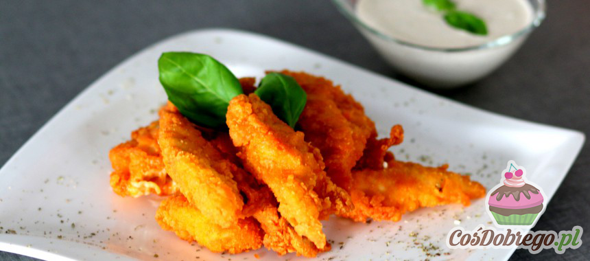 Przepis na Piersi z kurczaka marynowane w sosie sojowym