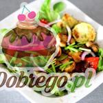 Przepis na Sałatkę z grillowanych warzyw