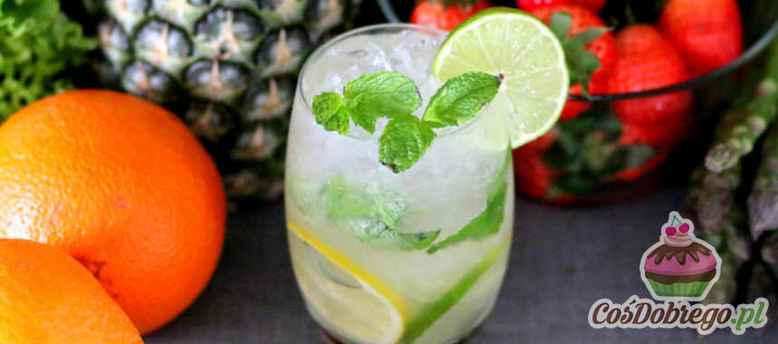 Przepis na Bezalkoholowe mojito