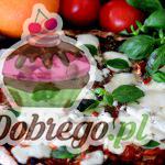 Przepis na Włoską pizzę z pomidorami i mozzarellą