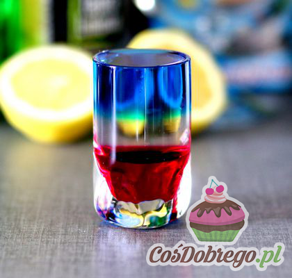 3 Kolorowy Shot
