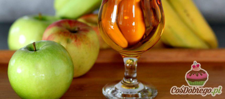 """Przepis na Drink """"Jabłko z gruszką"""""""