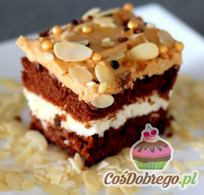 Ciasto Kakaowo Smietankowe 01