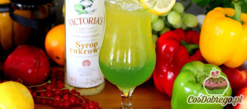 Przepis na Zielony Drink