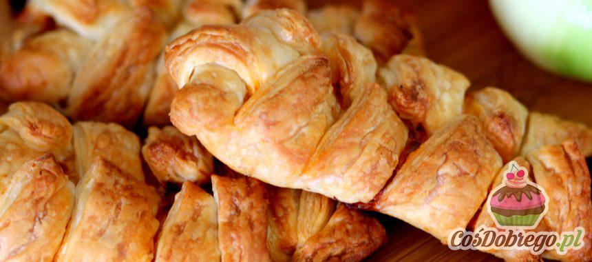 Przepis na Snacki z szynką i serem