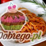 Przepis na Spaghetti z pomidorowym pesto