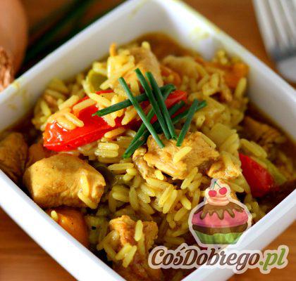 Kurczak Z Ryzem W Curry 02