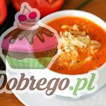 Przepis na Zupę krem z pomidorów z parmezanem