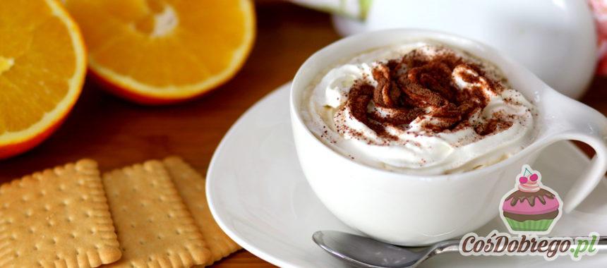 Przepis na Orzechową kawę