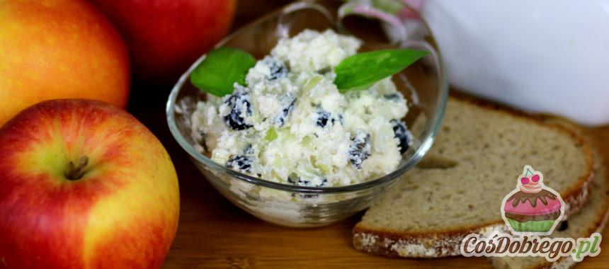 Przepis na Pastę z serem feta i oliwkami