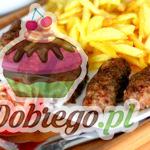 Przepis na Pieczone kebaby wieprzowe na patyku