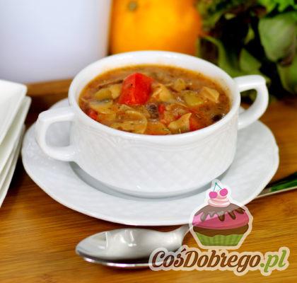 Szybka Zupa Z Papryka I Kielbasa 01