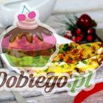 Przepis na Omlet z serem feta