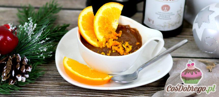 Przepis na Pomarańczową czekoladę