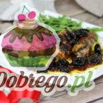 Przepis na Roladki w sosie śliwkowym z serem camembert