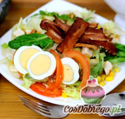 Salatka Z Chipsami Z Boczku 04