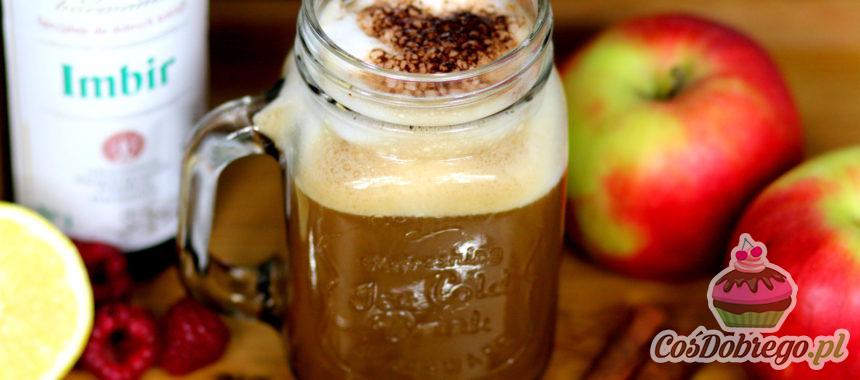 Przepis na Zimową kawę z imbirem