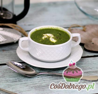 Zupa Krem Ze Szpinaku 01