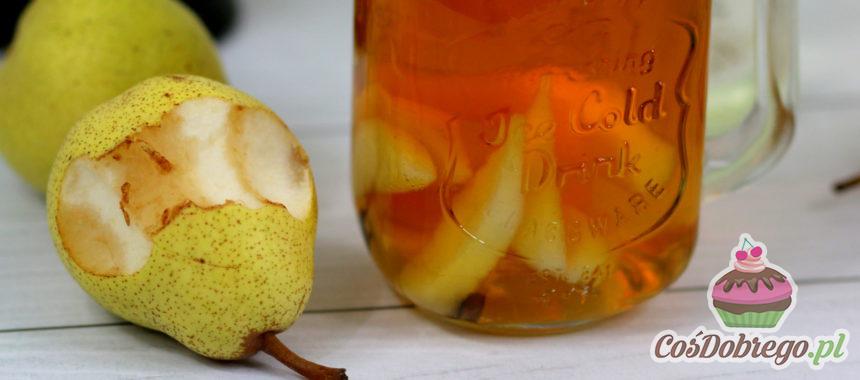 Przepis na Herbatę z gruszką