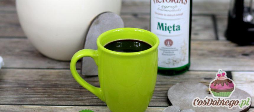 Przepis na Miętową kawę