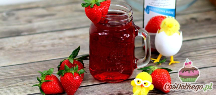 Przepis na Drinka z truskawkami i rumem
