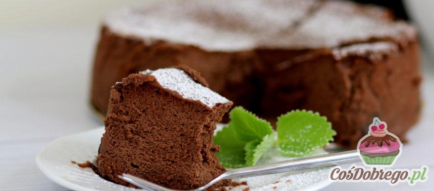 Przepis na Kakaowy Sernik