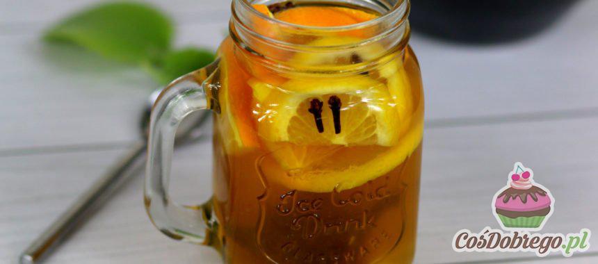 Przepis na Herbatę z wkładką