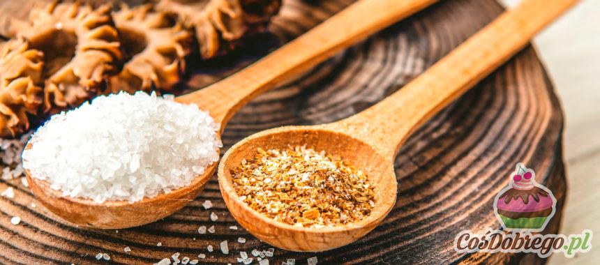 Rodzaje soli w kuchni